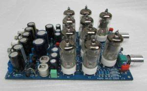 схема лампового усилителя для наушников-8