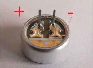 Схема усилителя микрофона-1