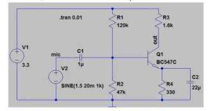 Схема стандартного сопротивления резистора
