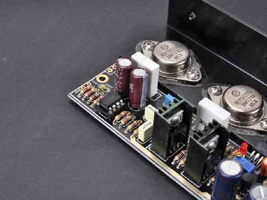 Схема усилителя на транзисторах