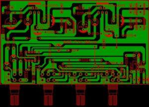 Схема усилителя TDA2003-6