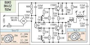 Cхемы электронных трансформаторов-19