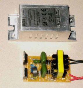 Cхемы электронных трансформаторов-5