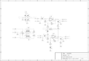 Схема усилителя-4