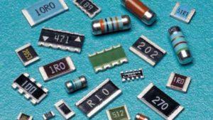 SMD резисторы – маркировка