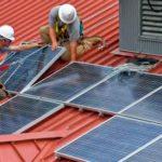 Солнечная панель для частного дома