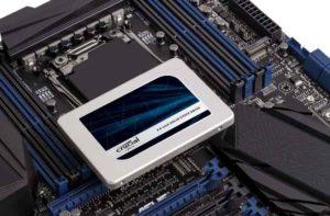 SSD накопитель это -01