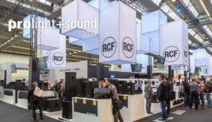 Студийные мониторы RCF AYRA Pro-1