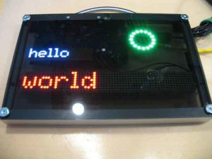Светодиодный дисплей-1
