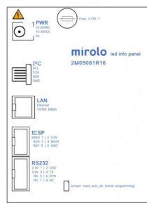 Светодиодный дисплей-30