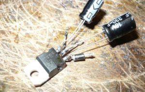 Стабилизатор напряжения 12 вольт для светодиодов-5-1