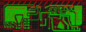 Схема импульсного блока питания-12