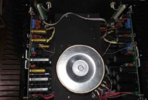 Схема простого усилителя звука-4