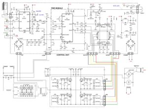 Схема сварочного инвертора-2
