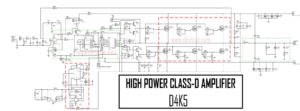 Схема усилителя класса D-2