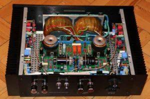 Схема усилителя звука-11