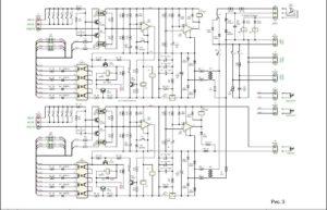 Схема усилителя звука-4