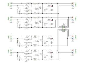 Схема усилителя звука-5