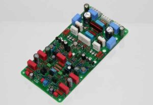 Схема усилителя звука-7
