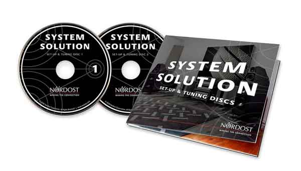 System Set-Up & Tuning Disc