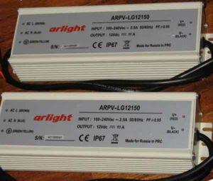 Трансформатор для светодиодной ленты-3