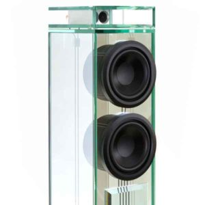Прозрачная акустика Niagara Platinum-3