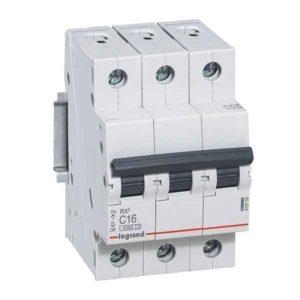 Трехполюсный автоматический выключатель-2