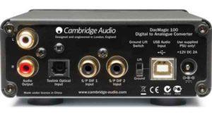 ЦАП кембридж аудио-2