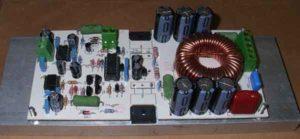 Цифровой усилитель мощности звука-1
