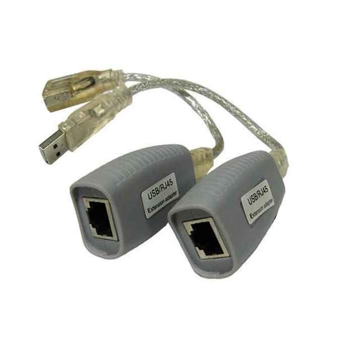 Удлинитель USB на витой паре