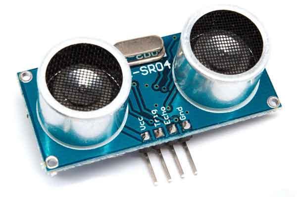 Ультразвуковые датчики расстояния