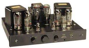 Схема лампового усилителя на ГУ-50-w
