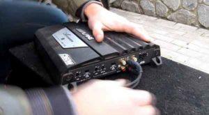 Усилитель двухканальный для сабвуфера-9