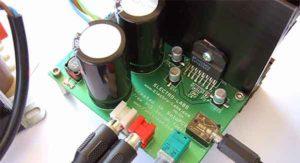 Усилитель мощности звука 20W-1