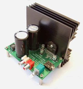 Усилитель мощности звука 20W-5