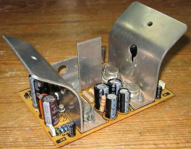 Усилитель на германиевом транзисторе