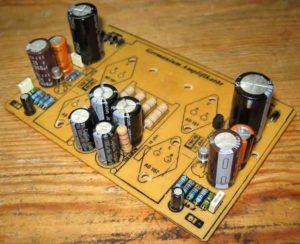 Усилитель на германиевом транзисторе-2
