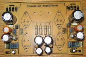 Усилитель на германиевом транзисторе-3