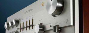Усилитель Luxman-01