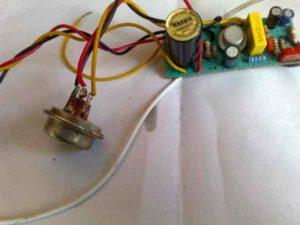 Усилитель на одном транзисторе-1