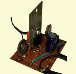 Усилитель на одном транзисторе-3