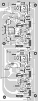 Усилитель на TDA7294-2