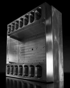 Корпус и радиаторы охлаждения