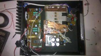 Усилитель звука на ПК-13