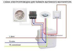 Вентилятор вытяжной для ванной-4