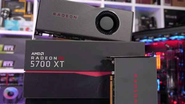 Видеокарты Radeon RX 5700