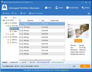 Тест №2 PC Inspector File Recovery-21