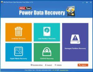 MiniTool Power Data Recovery Free Edition-8