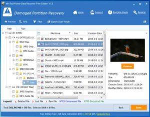 MiniTool Power Data Recovery Free Edition-9