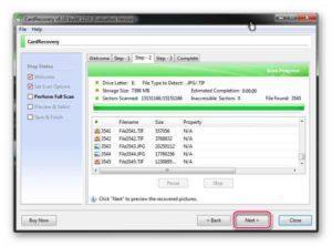Восстановление данных на флешке-10